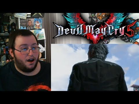 """Gors """"Devil May Cry 5"""" Final Trailer REACTION thumbnail"""