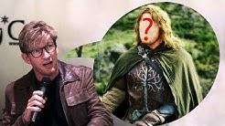David Wenham (Faramir) hat Herr der Ringe verdrängt?