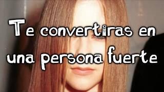 Avril Lavigne Move Your Little Self On (subtitulado)