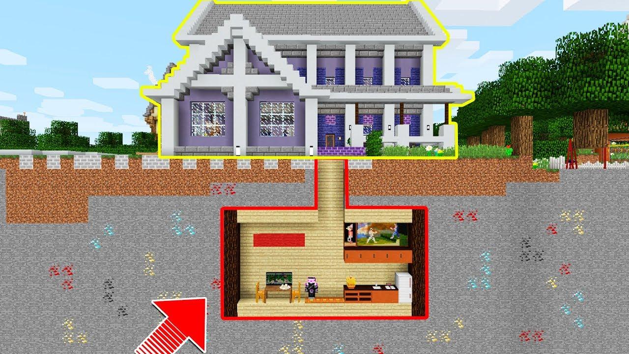 El mejor escondite para una casa 100 secreta en minecraft - El mejor ambientador para casa ...