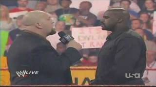 WWE-Shaquille O