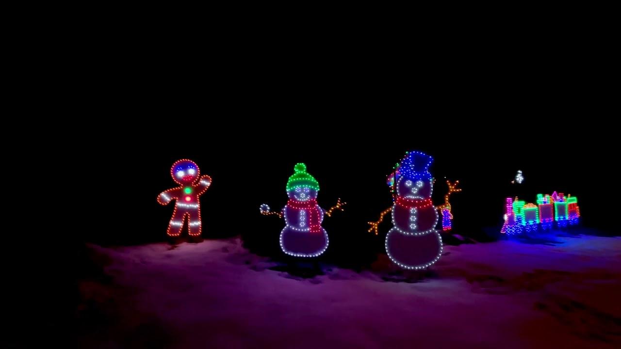 "BAILEY FAMILY LIGHTS - ""Christmas Tree Farm"" - Taylor Swift"
