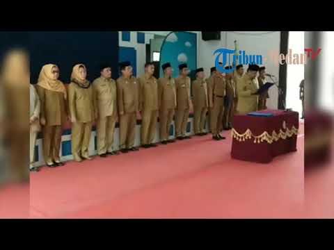 Momen Pelantikan Pejabat Eselon III dan IV di Kabupaten Deliserdang Mp3