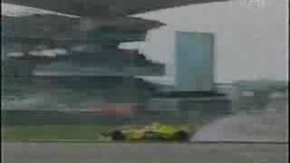 Malaysia 2001 F1 Verstappen