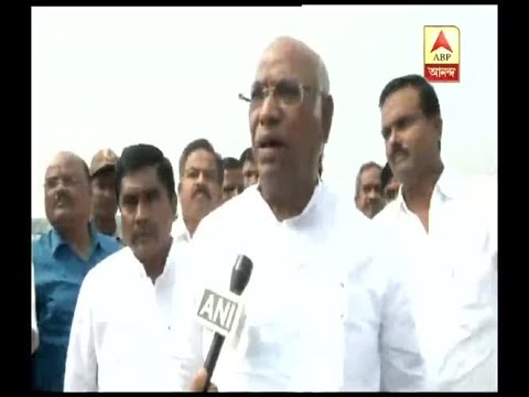 Mallikarjun Kharge on recent CBI row