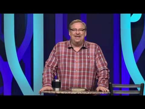 How To Build A Strong Financial Foundation with Rick Warren