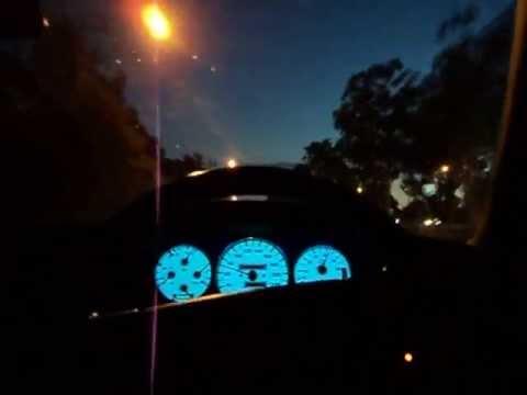 W126 SEC  LED Dial Faces
