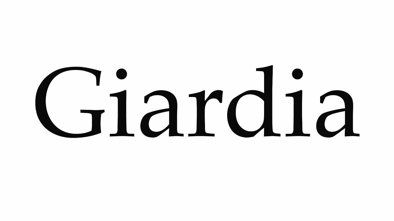 Giardia pronunciation, Lehet-e venni a nemozolt opisthorchiasissal