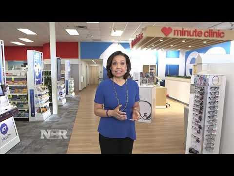 """CVS Debuts """"Health Hub"""" Stores"""