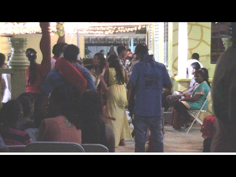 Wedding House Friday Night Tassa Dancing in Guyana  (HD)