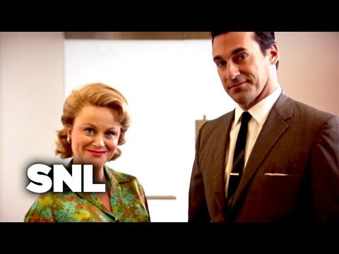 Don Draper's Guide - Saturday Night Live