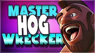 Be the BEST TH10 Hog Attacker in your Clan | Wrecker Hog Guide | Clash of Clans