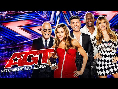AGT Premiere Celebration! Exclusive Behind-The-Scenes Look a