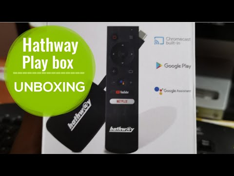 Image result for hathway broadband play box