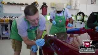 Buffing And Polishing Auto Detailing Training Class