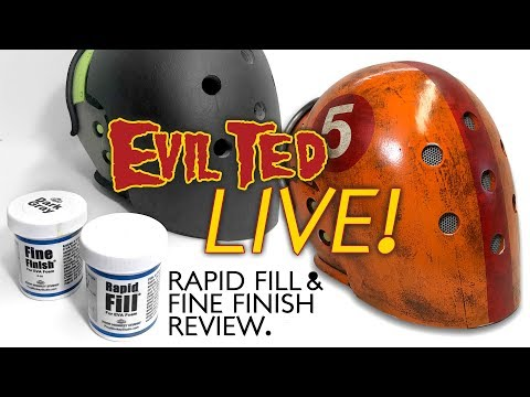 Rapid Fill & Fine Finish Review.