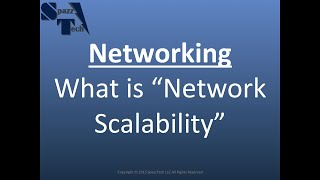 What is the Definition of Network Scalability