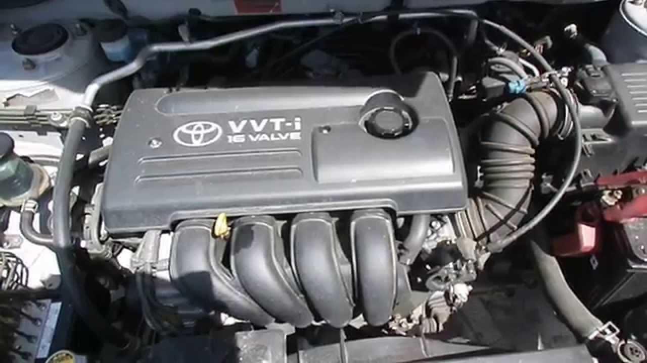 Toyota Parts Store >> WRECKING 2002 TOYOTA COROLLA ENGINE 1.8 5 SPEED (J14465) - YouTube