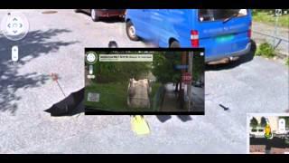 Imágenes de raras de Google maps Free HD Video