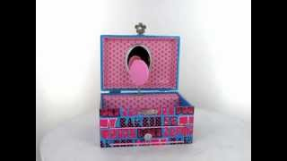 Barbie Musical Jewellery Box