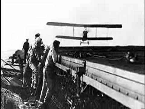 U-S-S LANGLEY, THE NAVY'S FIRST AIRCRAFT CARRIER.