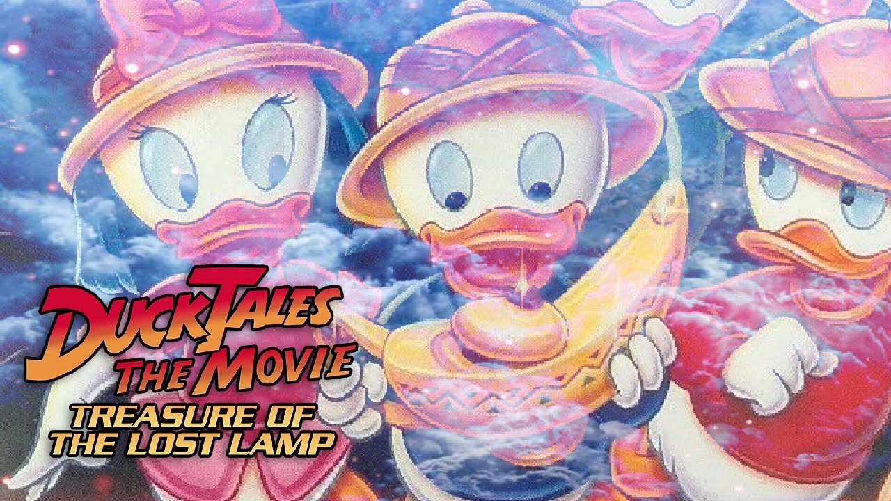 Download DuckTales the Movie: Treasure of the Lost Lamp - Metal Retro Reviews
