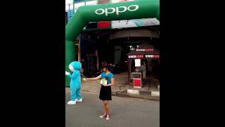 cahaya cell event oppo