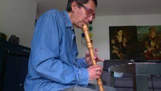 D.  Scarlatti, Sonata K  51, set for treble recorder
