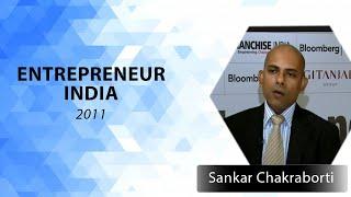 Sankar Chakraborti at Entrepreneur India