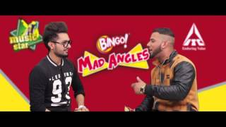 Bingo Mad Angles Music Star | RICO | Full Interview