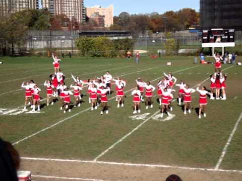 DeWitt Clinton Cheerleaders