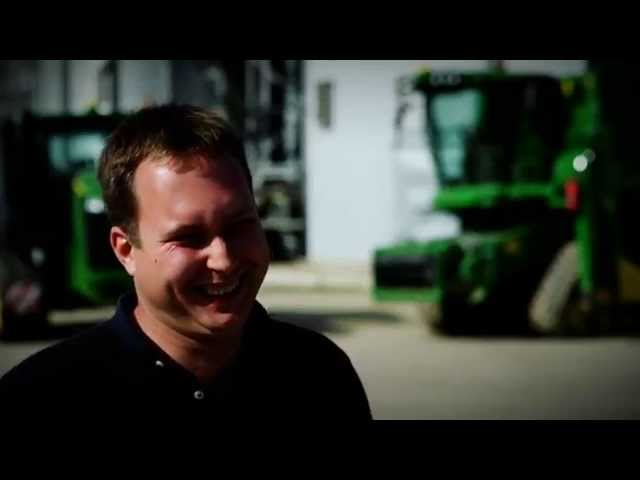 John Deere: See the new S-Series in action!