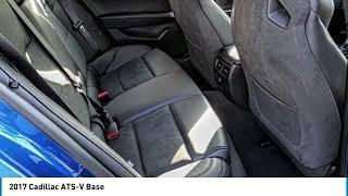 2017 Cadillac ATS-V Escondido Ca P742314