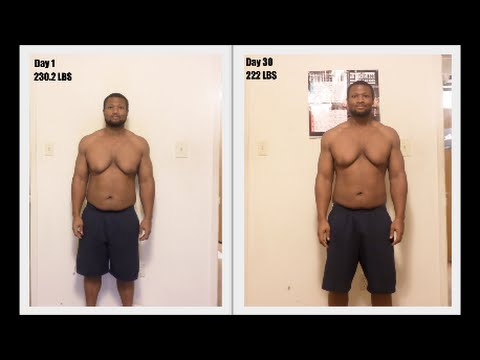 Insanity Max 30: 30 Day Results w/ Before and After