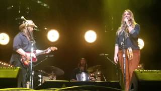 Morgane Stapleton (and Chris Stapleton) - You Are My Sunshine (10/14/2016) Nashville, TN