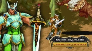 Dungeons & Dragons: Chronicles of Mystara - The Fighter