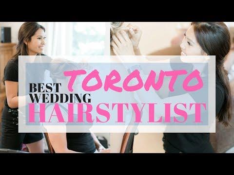 Weddings & Editorials TORONTO Hairstylist - Ladylyn Gool
