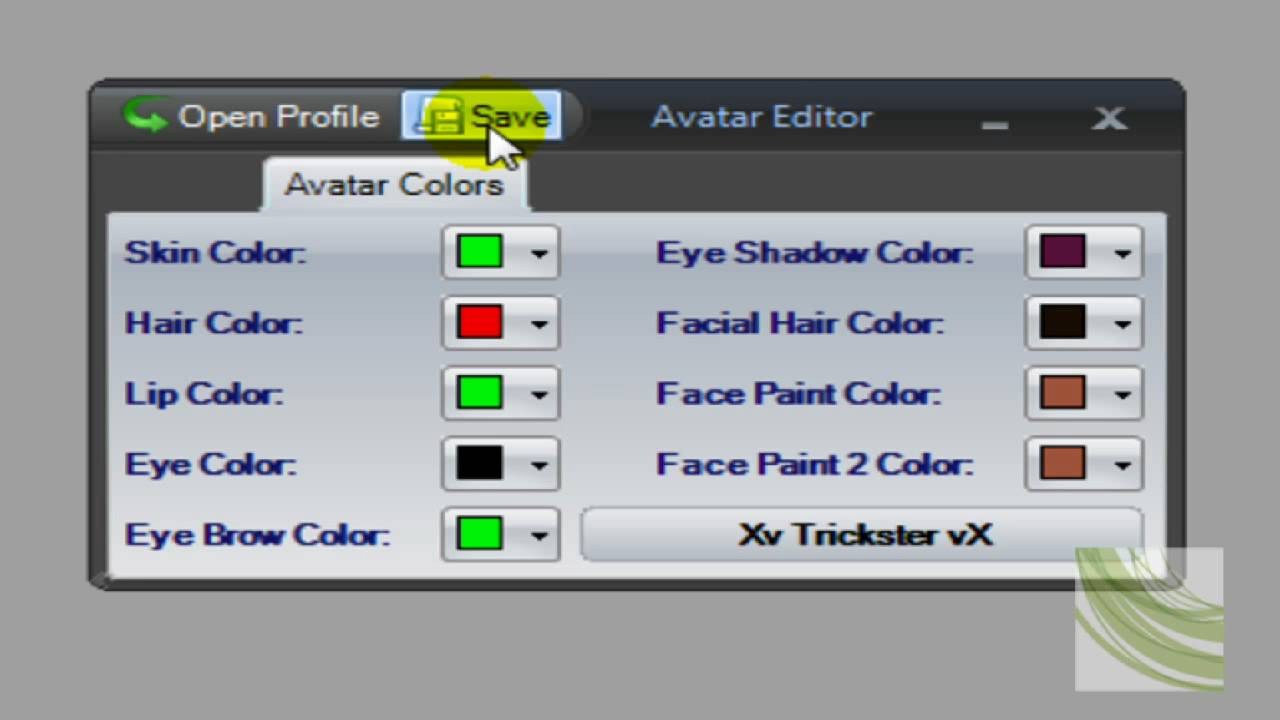 How to mod your Avatar skin color For Free  YouTube