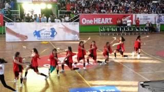 Dance SMA Santa Laurensia - DBL Banten Series 2015