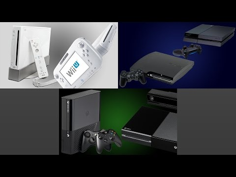 The Console generation 7 and 8 have a sparta Remix (feat. PS1 and Xbox Classic)