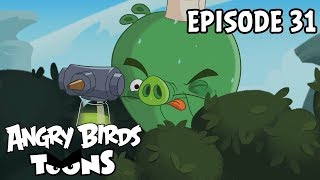 Angry Birds Toons | Pig Plot Potion - S1 Ep31 thumbnail
