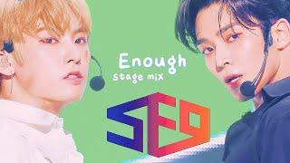 SF9 에스에프나인 - Enough 예뻐지지마 교차편집 (Stage Mix)