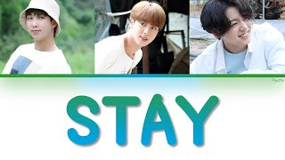[THAISUB/ซับไทย] Stay - BTS (방탄소년단) #ไซคีซับ