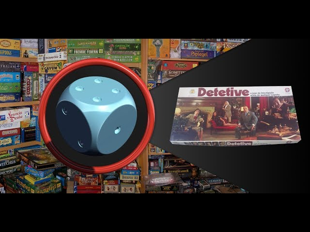 Detetive / Clue - Como Jogar