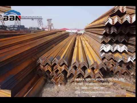 BBN steel shipbuilding angle steel stocks for sale