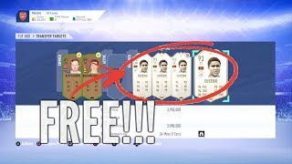 FIFA 19 | GET ANY PLAYER FOR FREE GLITCH!!! *WORKING*