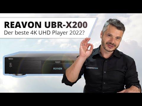 REAVON UBR-X200 im Test - So macht sich unser bester UHD Player in der Praxis.