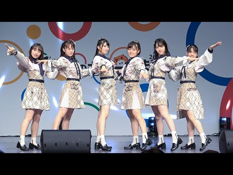 下尾みう(시타오미우 ShitaoMiu) 好きだ 好きだ 好きだ 思春期のアドレナリン AKB48 Team8 みんなのカローラまつり2019 第1部