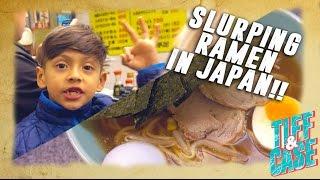 Slurping in Japan