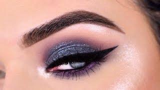 New Years Glitter Eye Makeup | Fenty Beauty Eyeshadow Tutorial